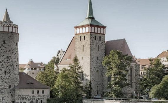 Burg Bautzen mit Kalenderblatt zum Event Spätschicht-Tour Bautzen